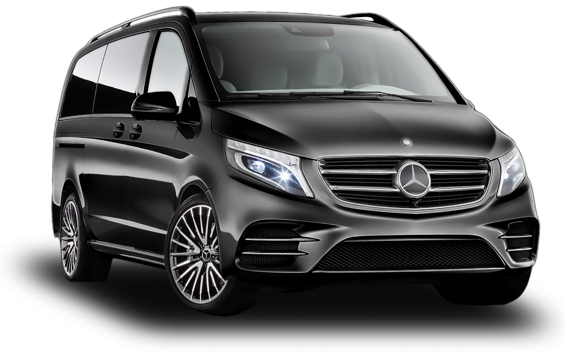 milan chauffeur service with mercedes v class. Black Bedroom Furniture Sets. Home Design Ideas
